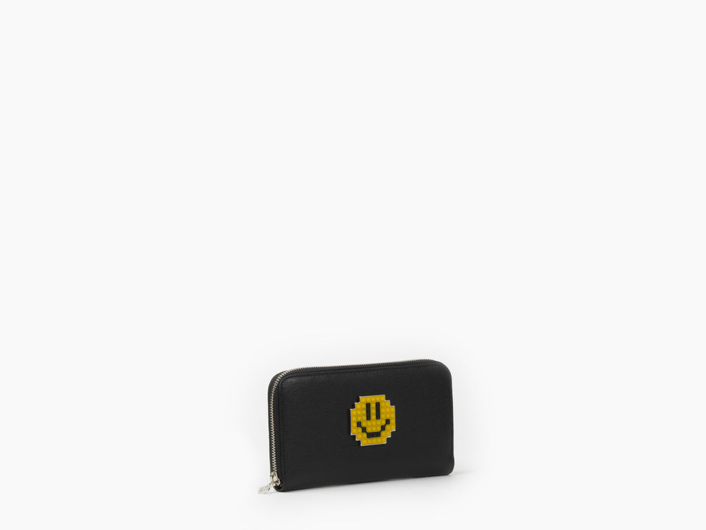 CONTINENTAL WALLET SMILE