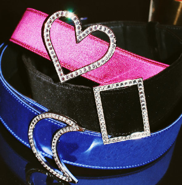 AMOUR CRYSTAL BELT