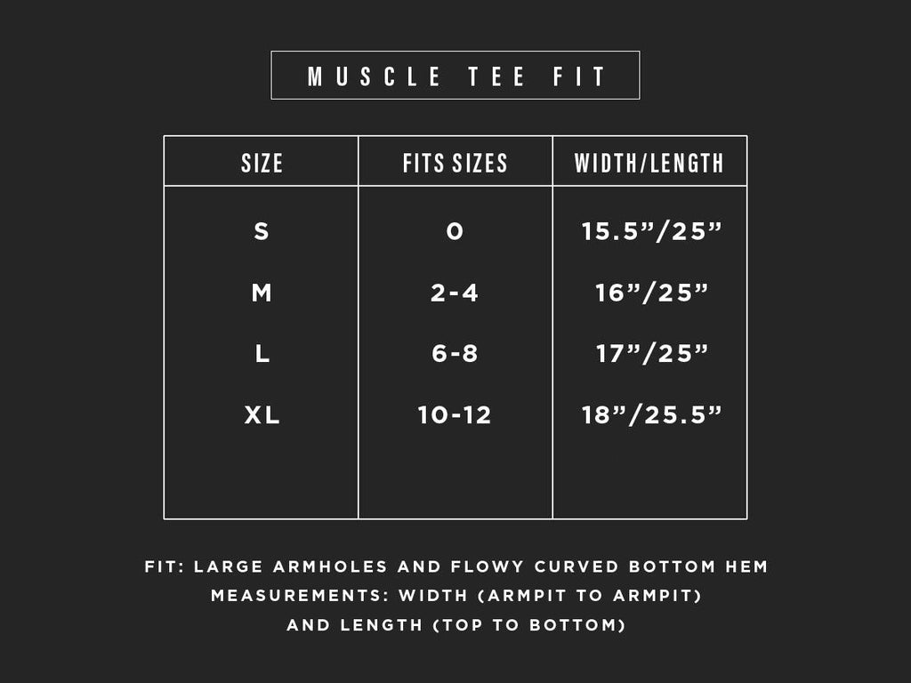 DO THE WORK MUSCLE TANK - JOURNEYSTRENGTH