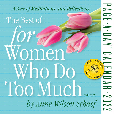 The Best of For Women Who Do Too Much Page-A-Day Calendar 2022
