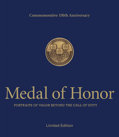 Medal of Honor Commemorative 150th Anniversary Limited Edition