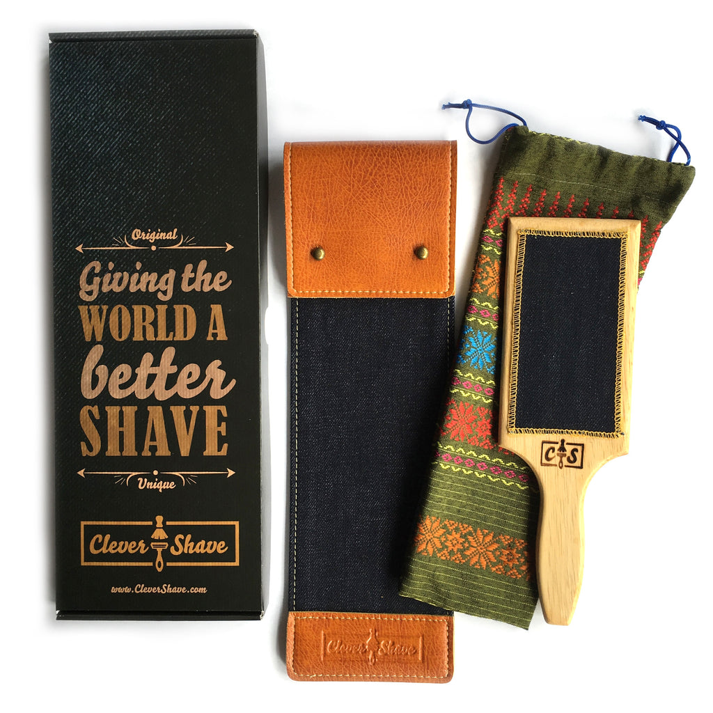 Clever Shave Strops: Gifts for Dads