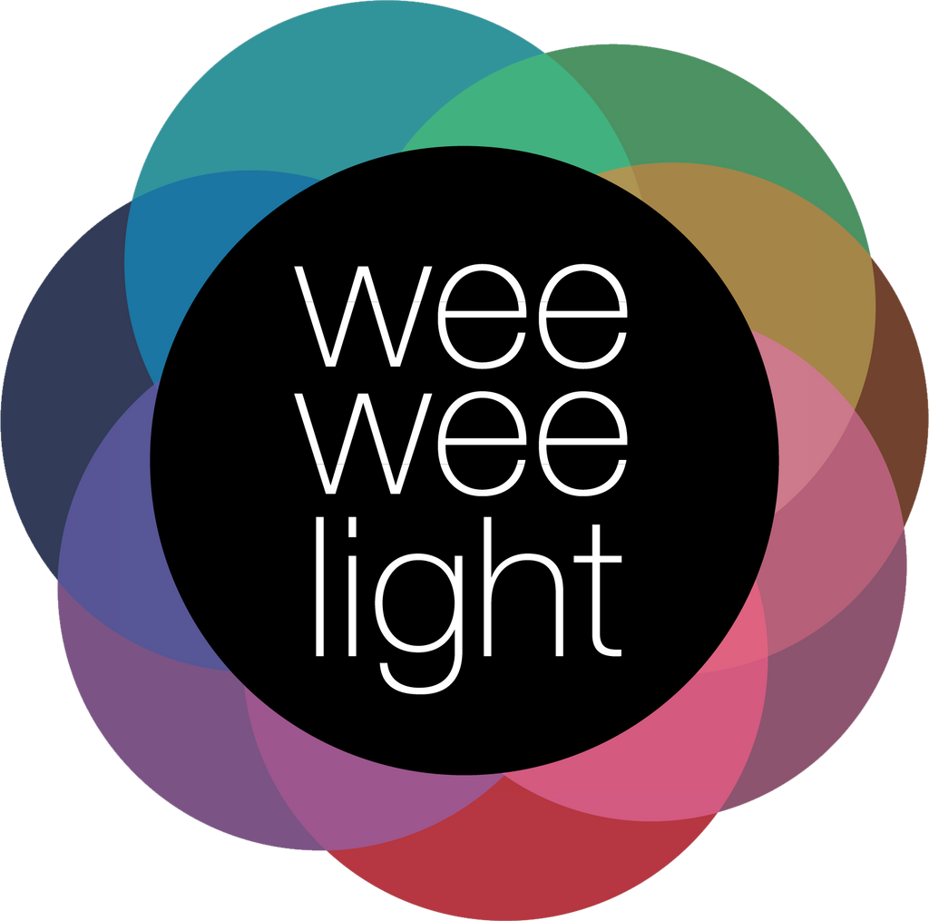 Wee Wee Light: LED Motion-Activated Toilet Night Light 8 Colours