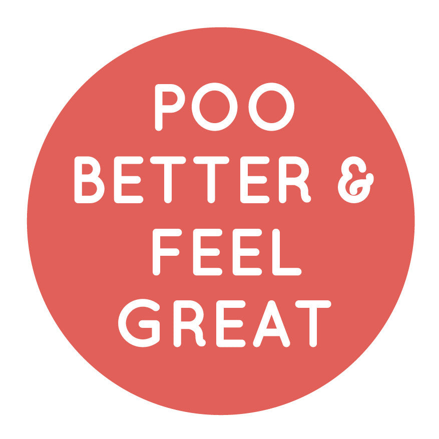 The Happy Squatter: The Toilet Stool that helps you Poo Better & Feel Great