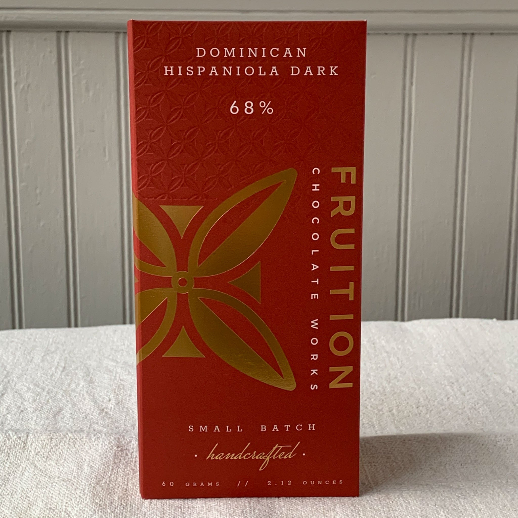 Dominican Hispaniola Dark 68% Fruition