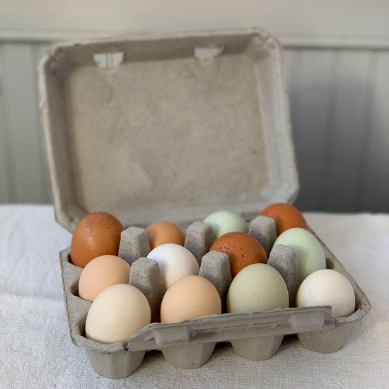 Pasture Raised Eggs Dozen