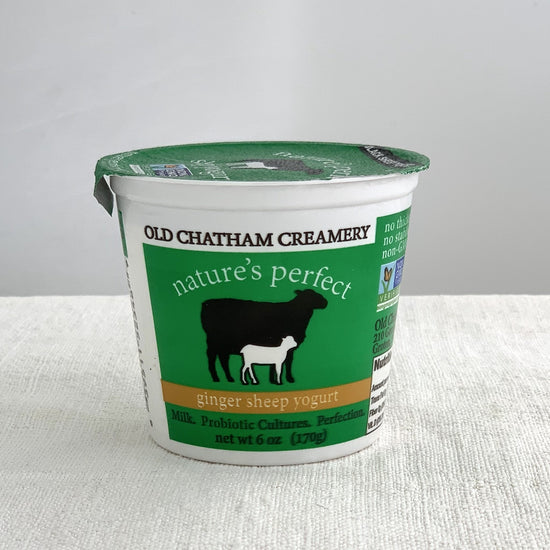 Ginger Sheep Yogurt