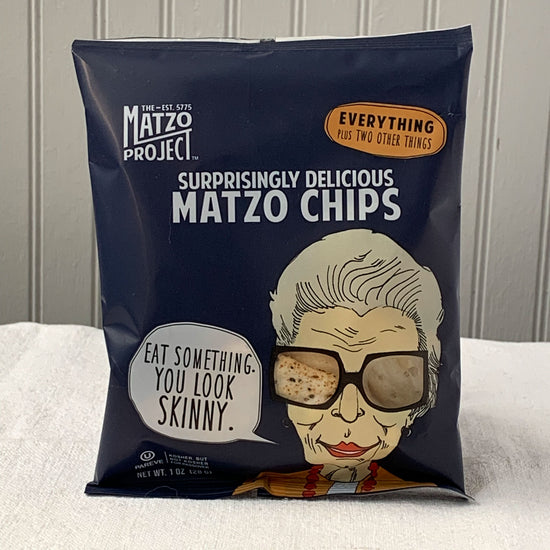 Matzo Chips - Everything Plus Two Other Things