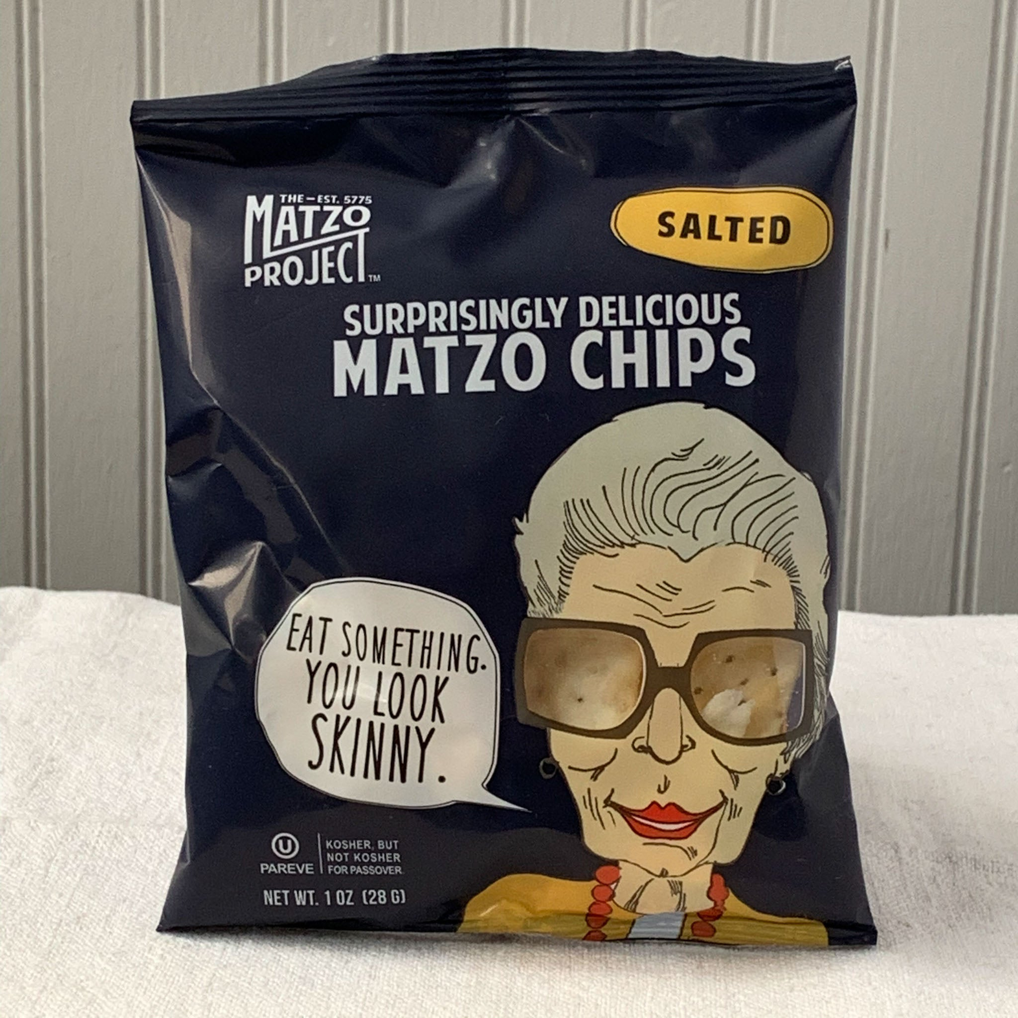 Matzo Chips Salted