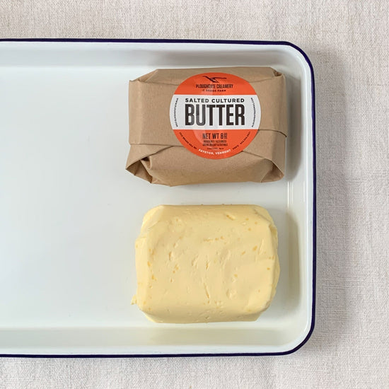 Cultured and Salted Butter
