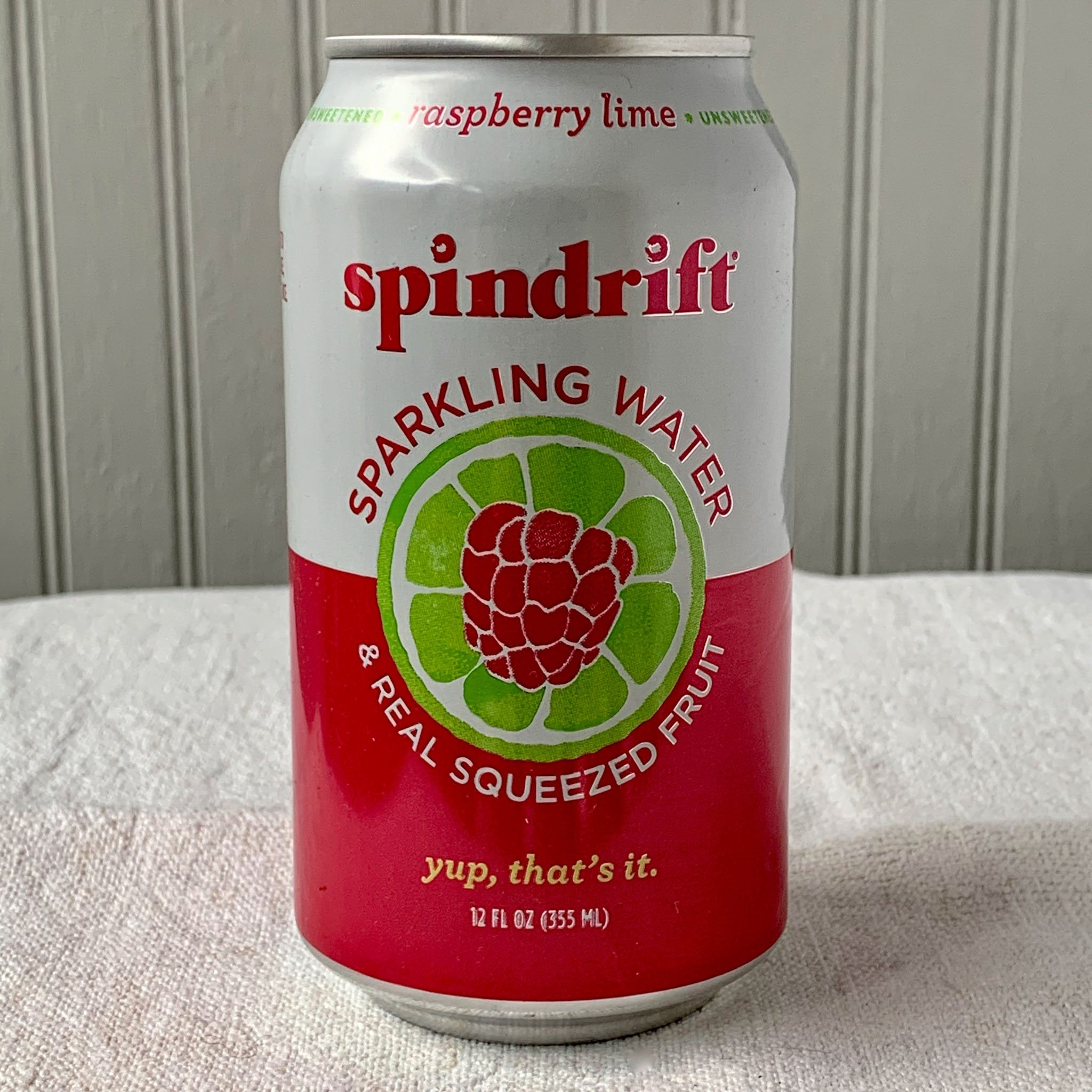 Spindrift Sparkling Water - Raspberry Lime
