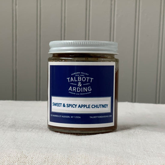 Sweet & Spicy Apple Chutney