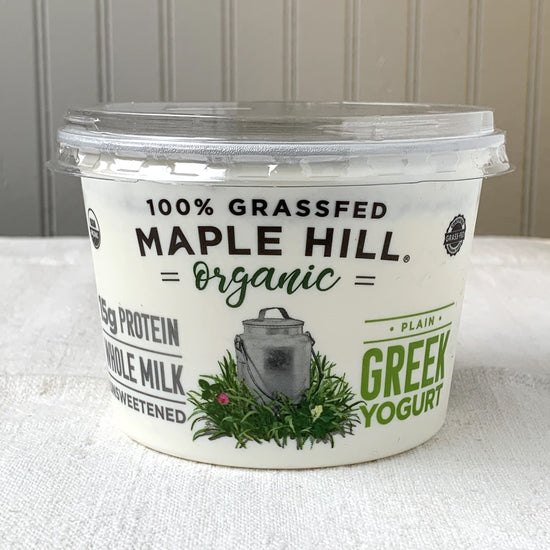 Maple Hill Greek Yogurt
