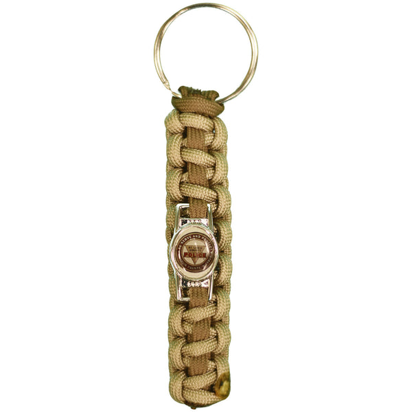 Item # CPI-013<br>Paracord Key Chain w/ SLCPD