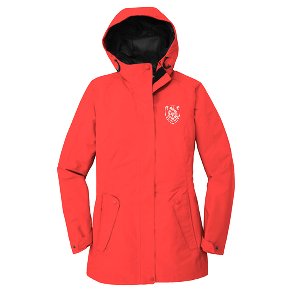 SLCPD Ladies Outer Shell Jacket