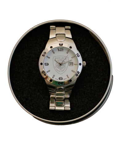 Item # CPI-035<br>SLCPD Pedre Collection Watch<br>Mens & Ladies Available
