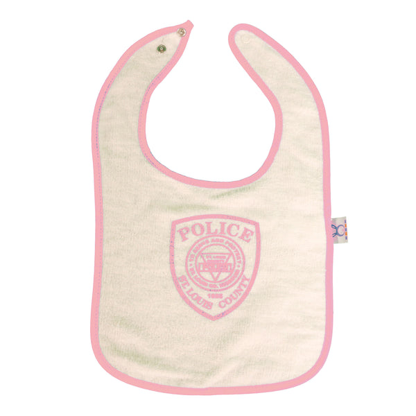 Item # CPI-044<br>St. Louis County P.D. Baby Bib