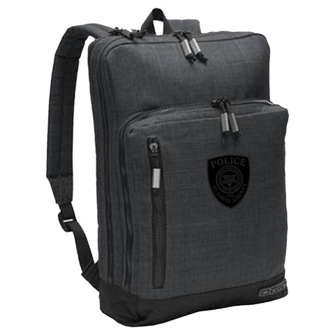 Item # CPI-049<br>St. Louis County P.D. Laptop Backpack