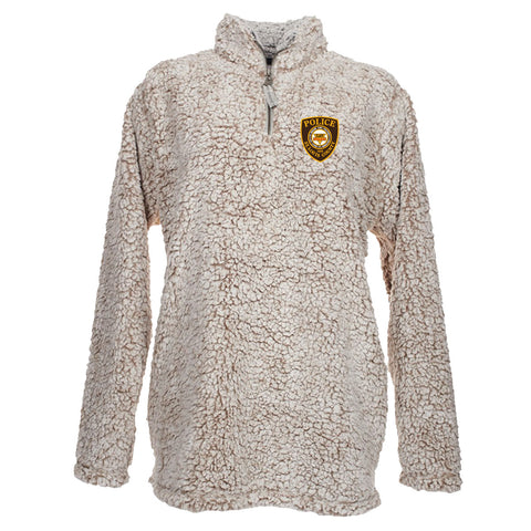 SLCPD Women's Epic Sherpa Quarter-Zip