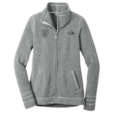 SLCPD Sweater Fleece North Face Women's Jacket