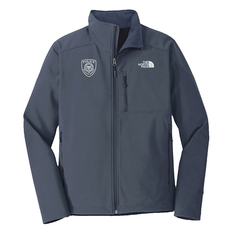 SLCPD Apex Barrier North Face Men's Soft Shell Jacket