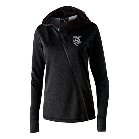 "SLCPD ""Badge"" Ladies Artillery Angled Jacket"