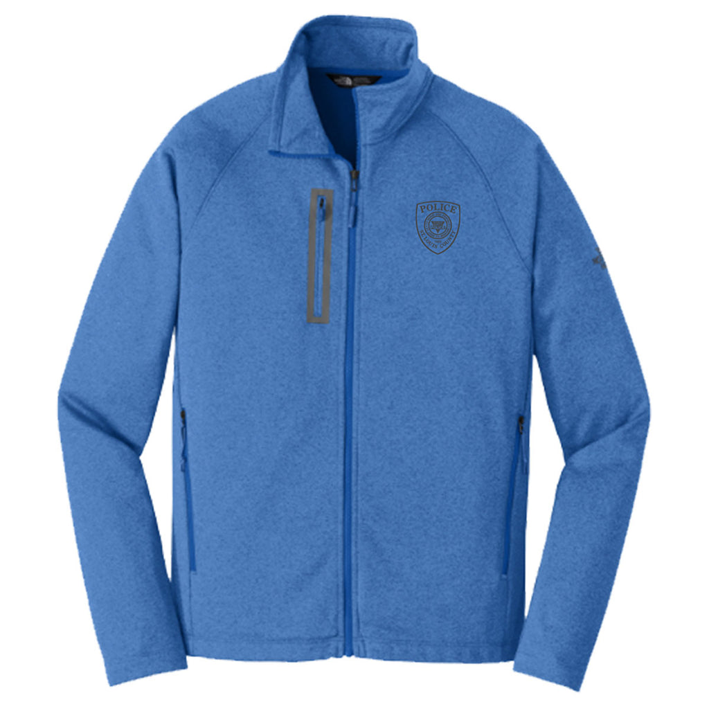 SLCPD Canyon Flats North Face Men's Fleece Jacket