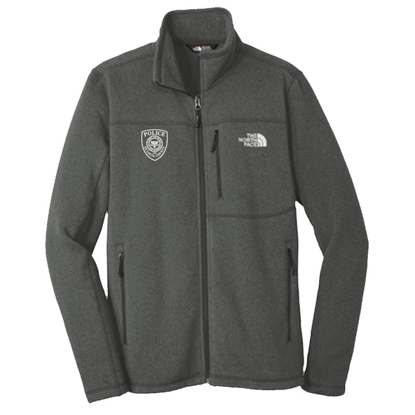 SLCPD Sweater Fleece North Face Men's Jacket