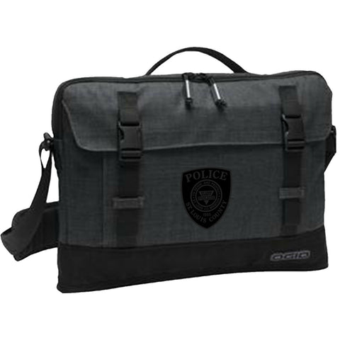 Item # CPI-050<br>St. Louis County P.D. Laptop Case