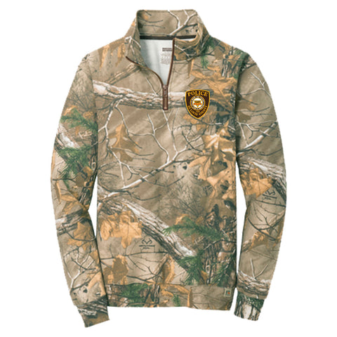 SLCPD Realtree® 1/4-Zip Sweatshirt