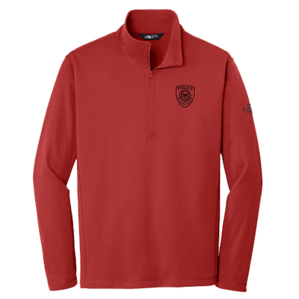 SLCPD Tech 1/4-Zip North Face Men's Fleece