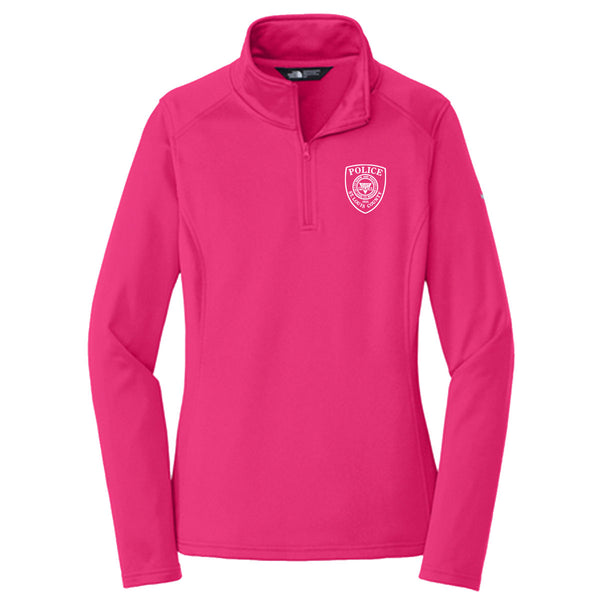 SLCPD Tech 1/4-Zip North Face Women's Fleece