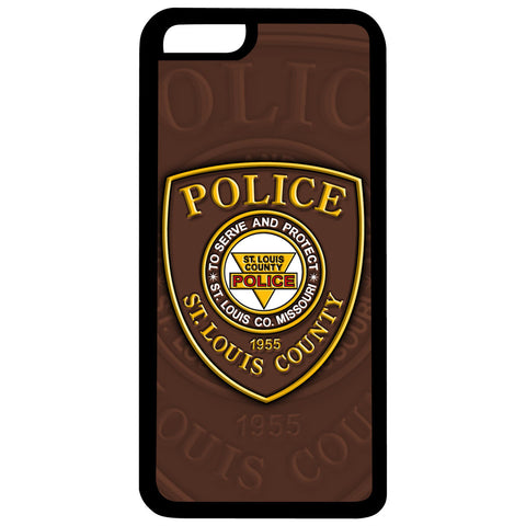 Item # CPI-053<br>St. Louis County P.D. iPhone Case