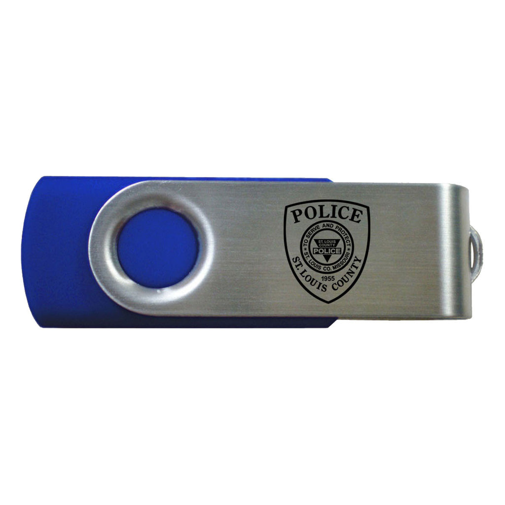 Item # CPI-054<br>1 GB USB with Detachable Lanyard