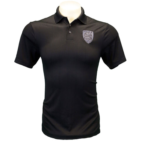 Port Authority Polo w/ Silver Badge