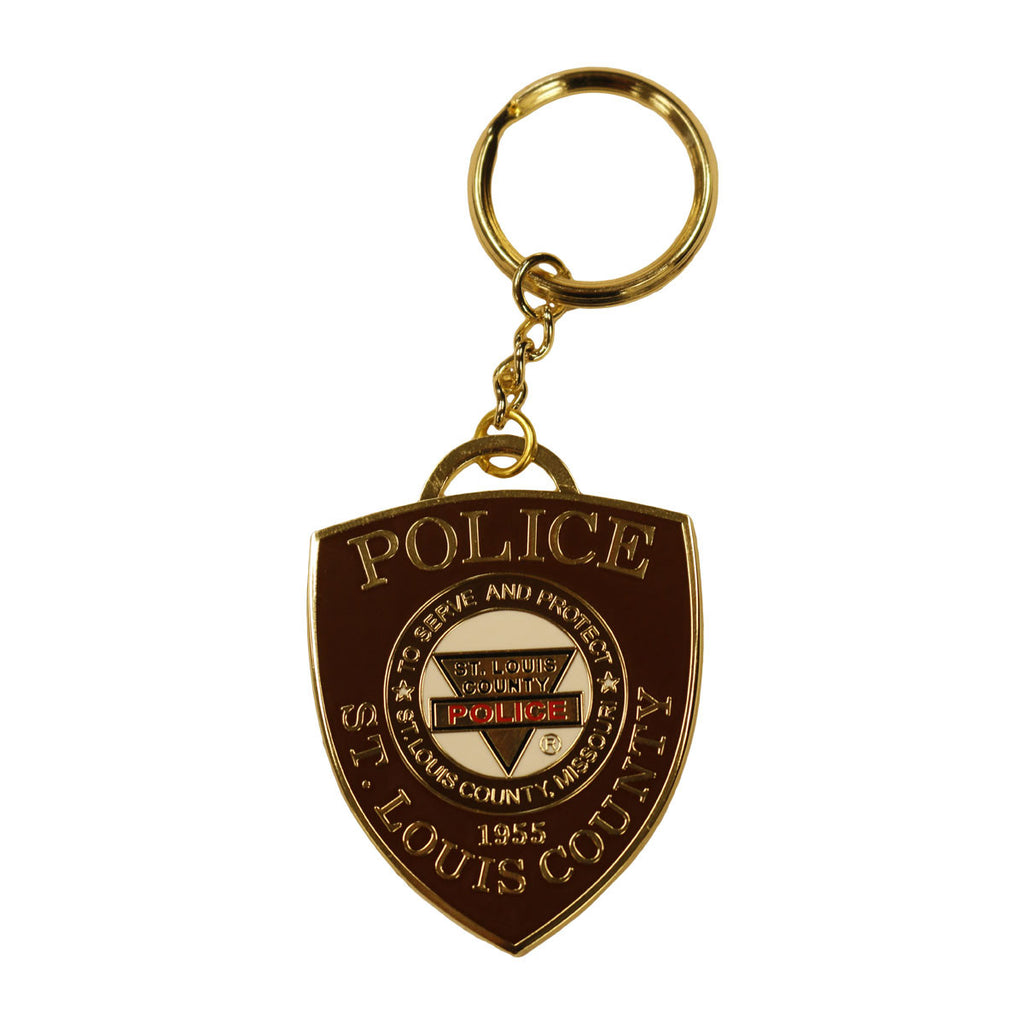 Item # CPI-012<br>St. Louis County P.D. Gold Key Chain