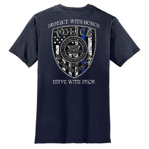 "SLCPD ""TBL Badge"" T-Shirt"