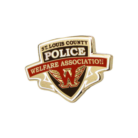 "Item # CPI-004<br>""Welfare Association"" Pin"