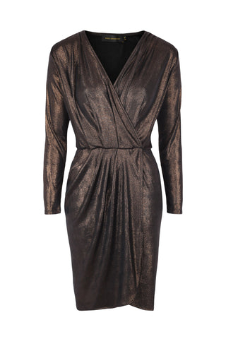 Dress Aldi Copper - NEW IN