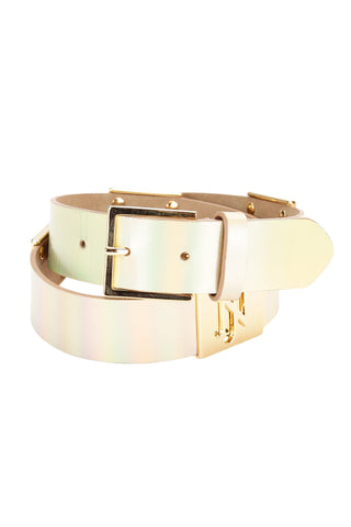 Belt Camilla Gold Metallic