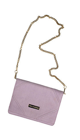 Bag Anja Purple Snake