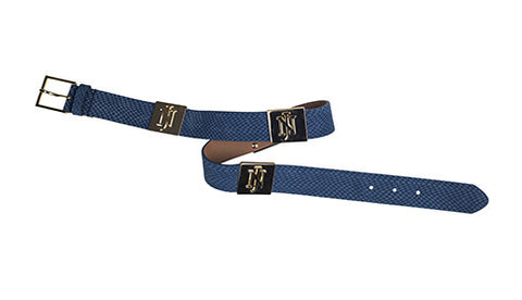 Belt Camilla Blue Snake