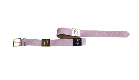 Belt Camilla Purple Snake