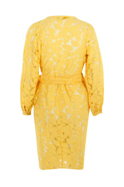 Dress Esmer Lace Yellow