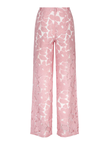 Trousers Pernilla Lace Rose