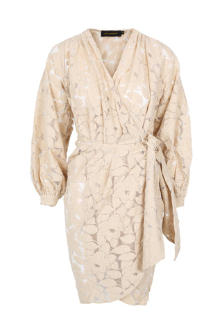 Dress Esmer Lace Beige