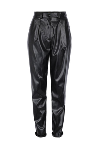 NEW IN - Trousers M Vegan Leather