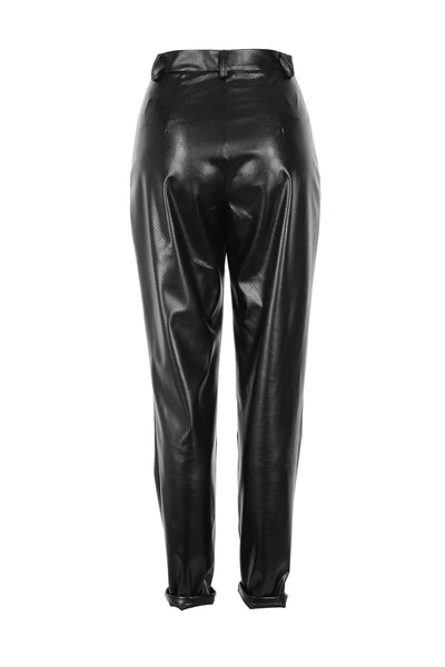 Trousers M Vegan Leather