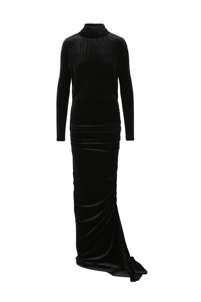 Dress Dina Velvet Black