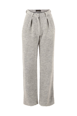 Trousers Pernilla Wool Grey
